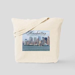 Manhattan by Gisele Noel [Tote Bag]